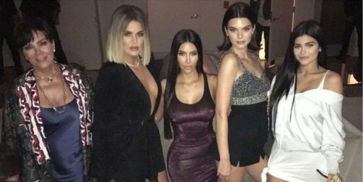Festejan cumpleaños de Kylie Jenner y una insólita escultura llama la atención