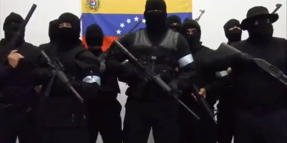 Aparece nuevo grupo contra Maduro en Venezuela:
