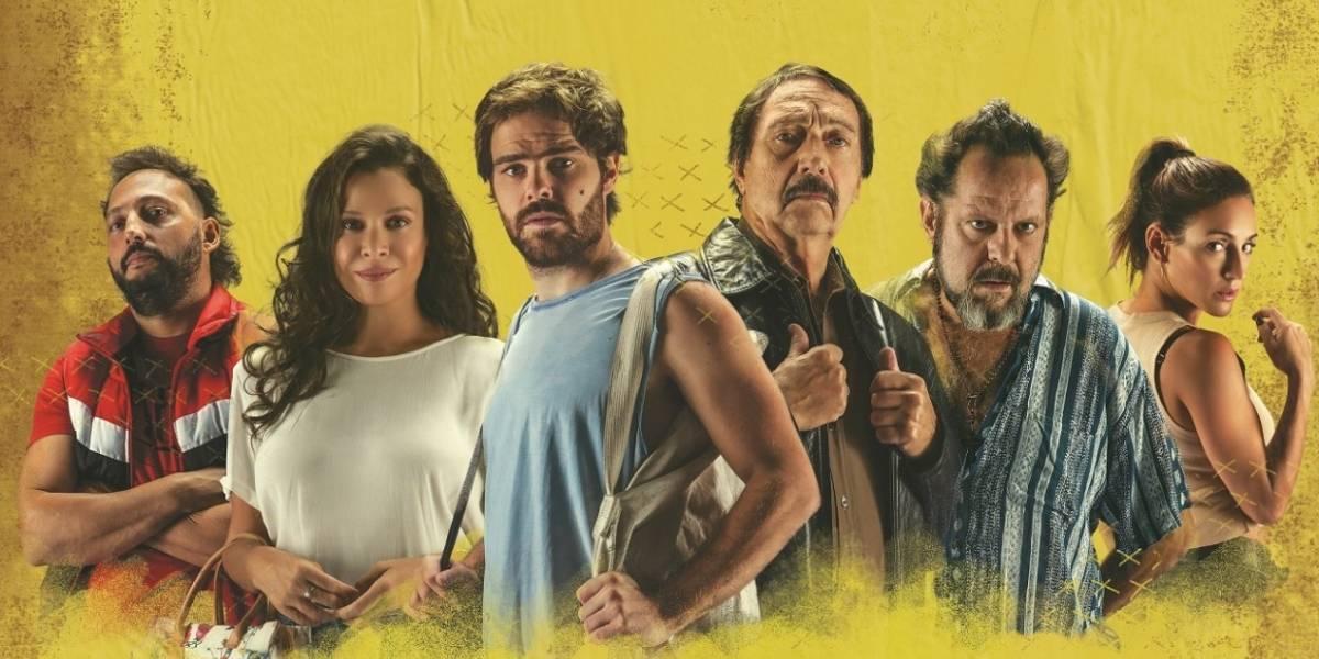 'Un gallo para Esculapio', la nueva serie de TNT