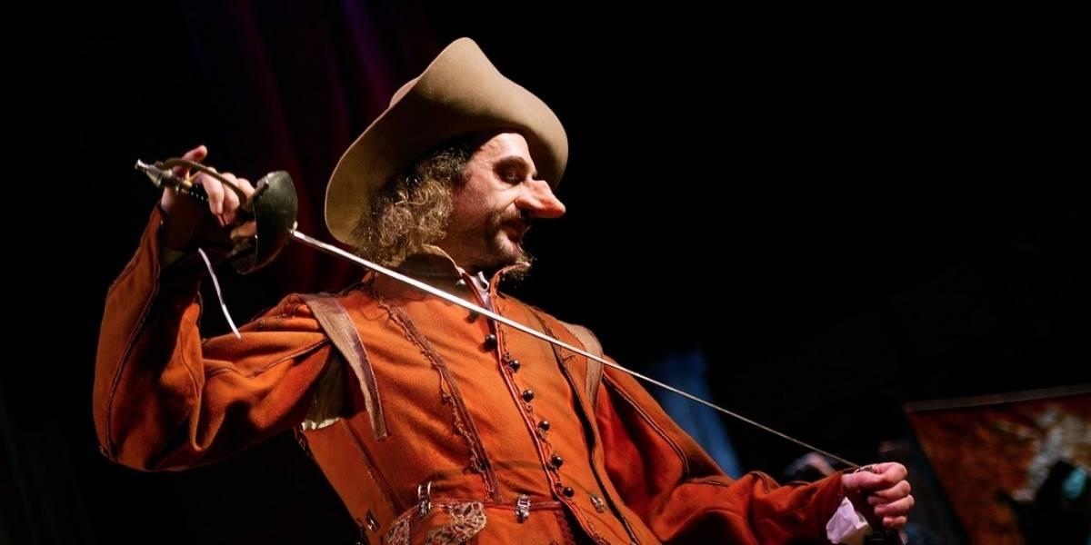 'Cyrano de Bergerac', este fin de semana en Cine Colombia