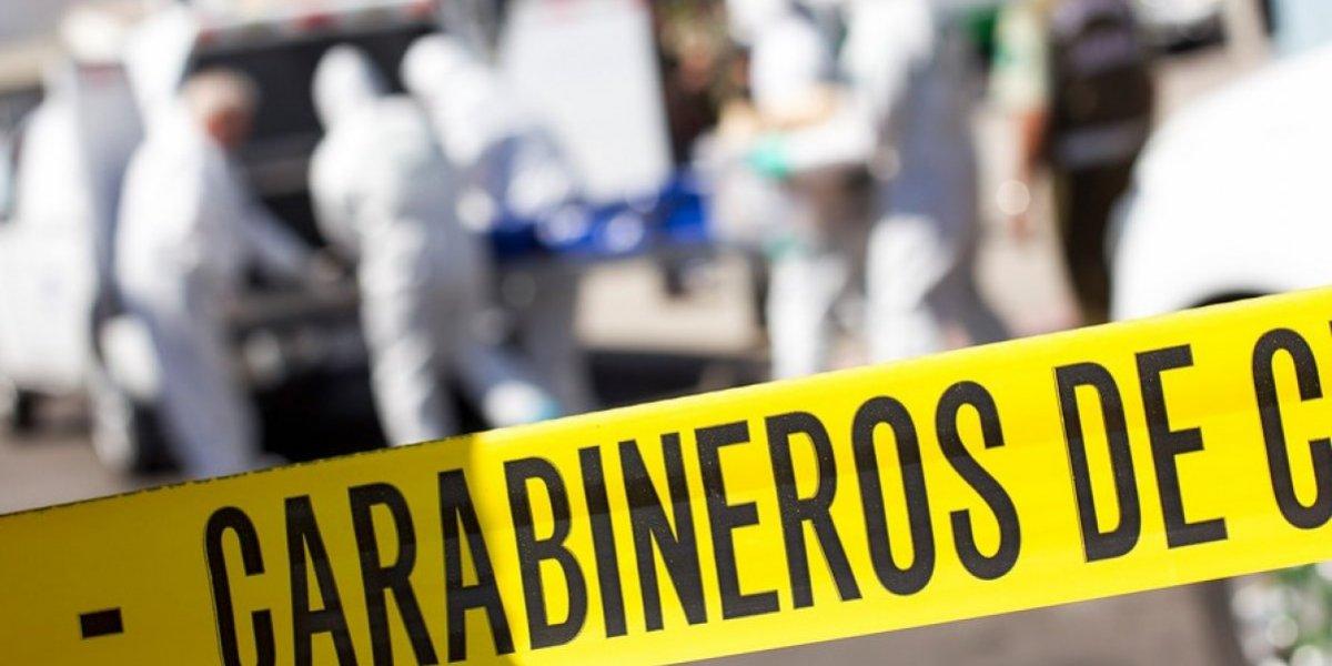 Femicidio en Santiago: detienen a hombre que atacó con un arma blanca a su pareja
