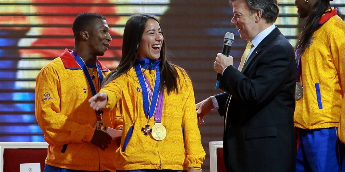 Medallistas colombianos critican reducción de presupuesto deportivo para 2018