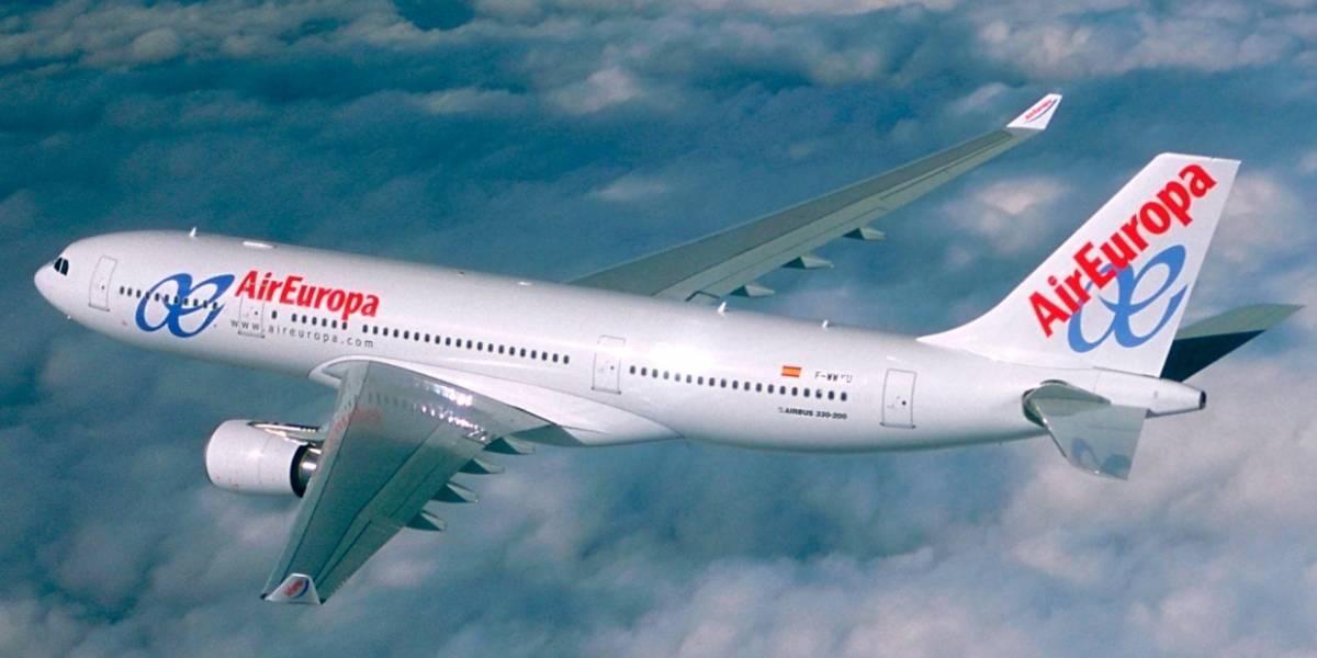 Pilotos españoles piden a Air Europa que suspenda los vuelos a Venezuela