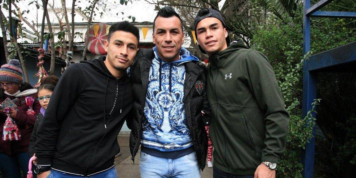 Unidad, charla y visita a un hospital: el buen ambiente que se vive en Colo Colo tras el caso Rivero