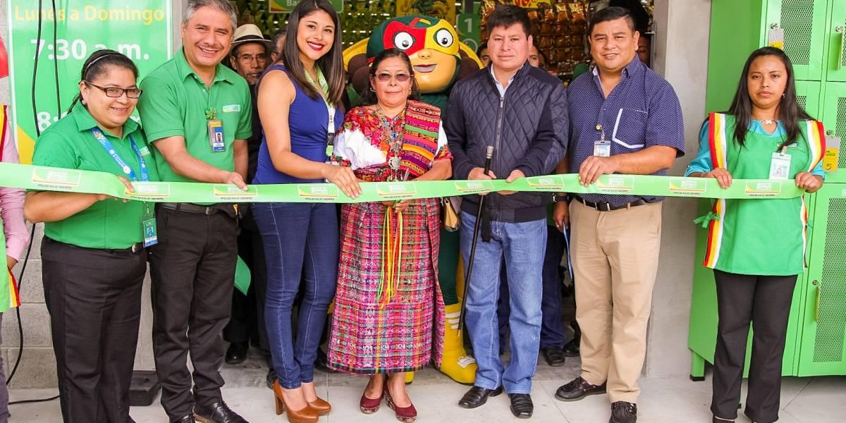 Inauguran nueva Despensa Familiar para los vecinos de Cantel en Quetzaltenango