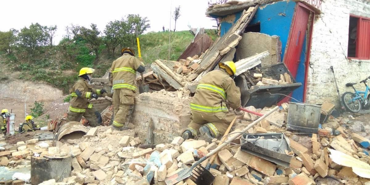 Explotó bodega de pólvora en Zapopan, reportan un deceso