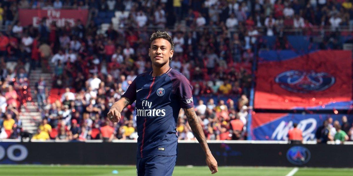 Debut de Neymar genera incertidumbre entre hinchas de PSG