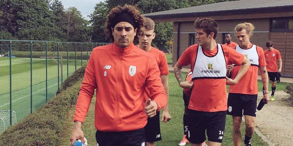 Ochoa asegura que la Liga de Bélgica sorprendería a los mexicanos