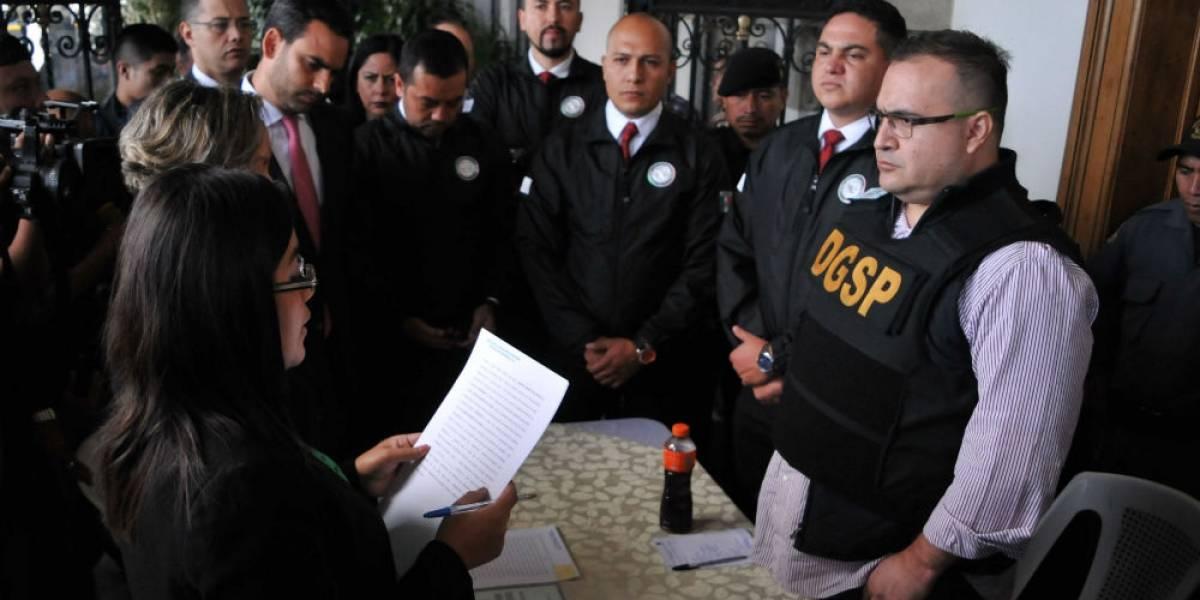 Suspenden órdenes de aprehensión contra Duarte