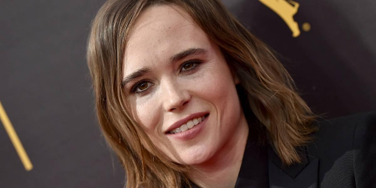 """Ellen Page protagoniza un """"video íntimo"""" junto a su nueva novia"""