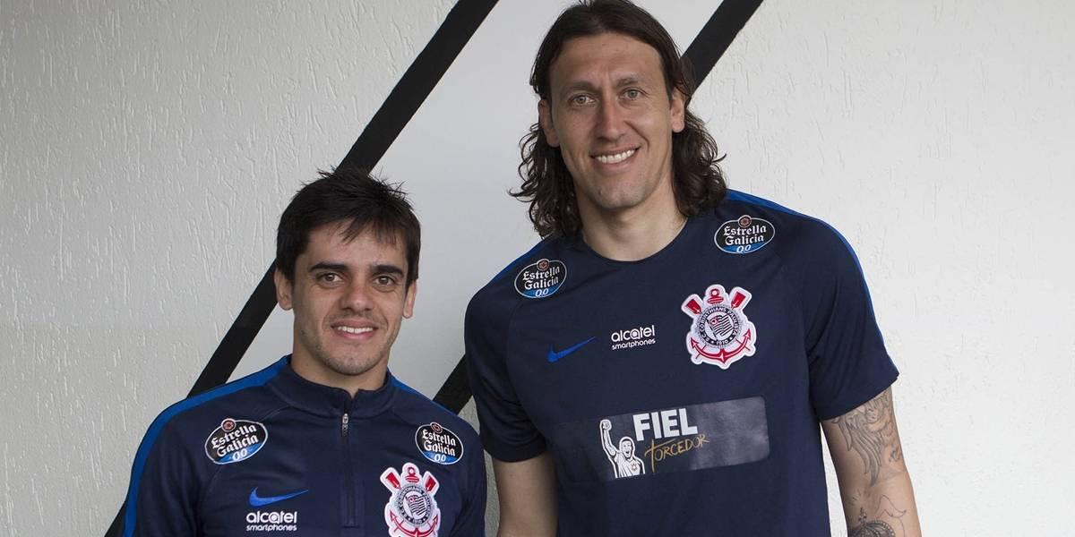 Corinthians e Grêmio comemoram convocação de Cássio, Fagner e Geromel