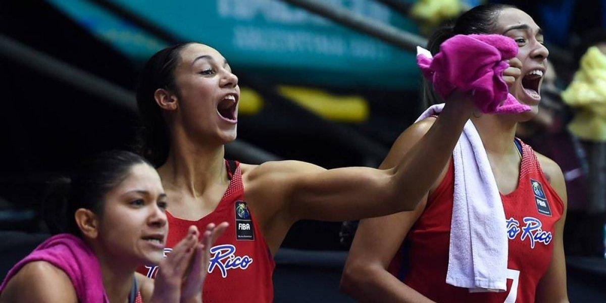 Puerto Rico pasa a semifinal del AmeriCup femenino
