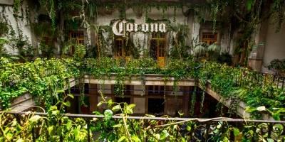 #ParaísoSecreto Corona