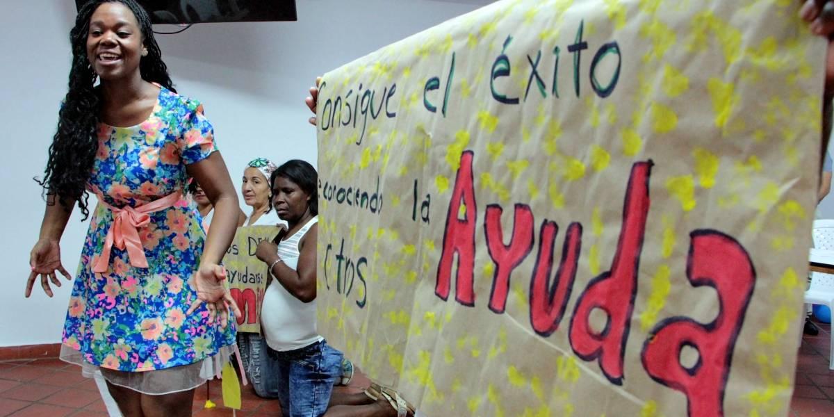'Mujeres Valientes': historias de supervivencia después del conflicto armado