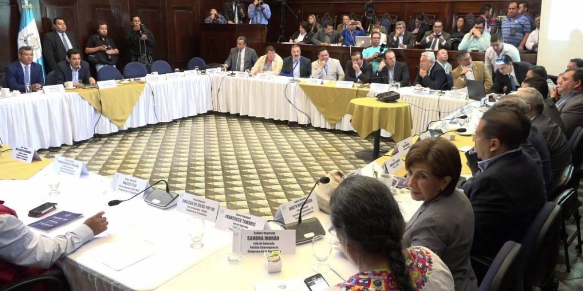 Comisión que buscará consensos de reformas a la Constitución se reunirá la próxima semana