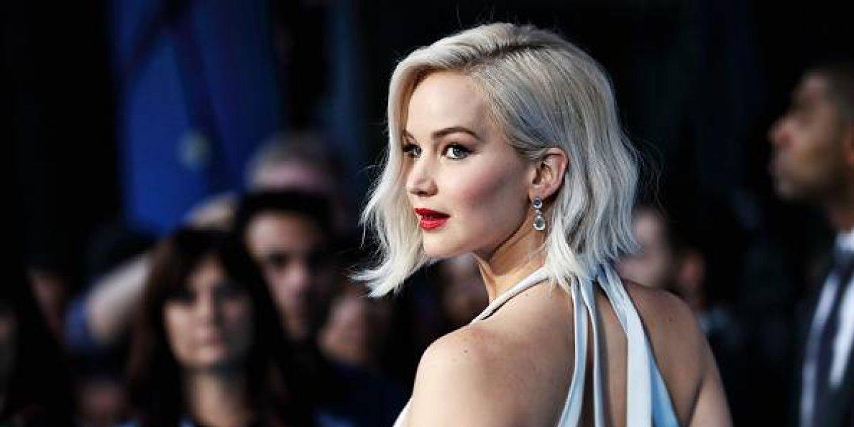 Por primera vez, Jennifer Lawrence habla de su novio 22 años mayor que ella