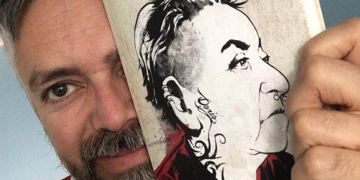 """Baradit revela detalles de """"Historia Secreta de Chile 3"""": tiene una cita de Los Prisioneros"""