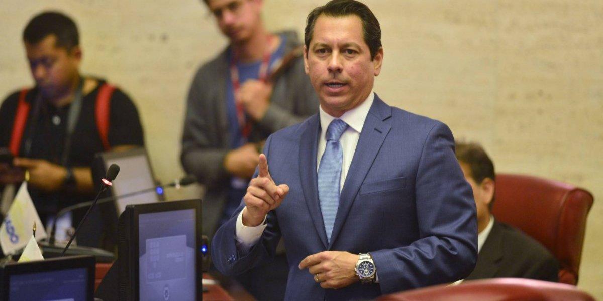 "Juan Dalmau a Rosselló: ""Los puños no se prometen, se dan"""