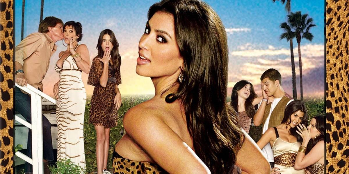 'Keeping Up With The Kardashians' completa 10 anos; veja o antes e depois da família