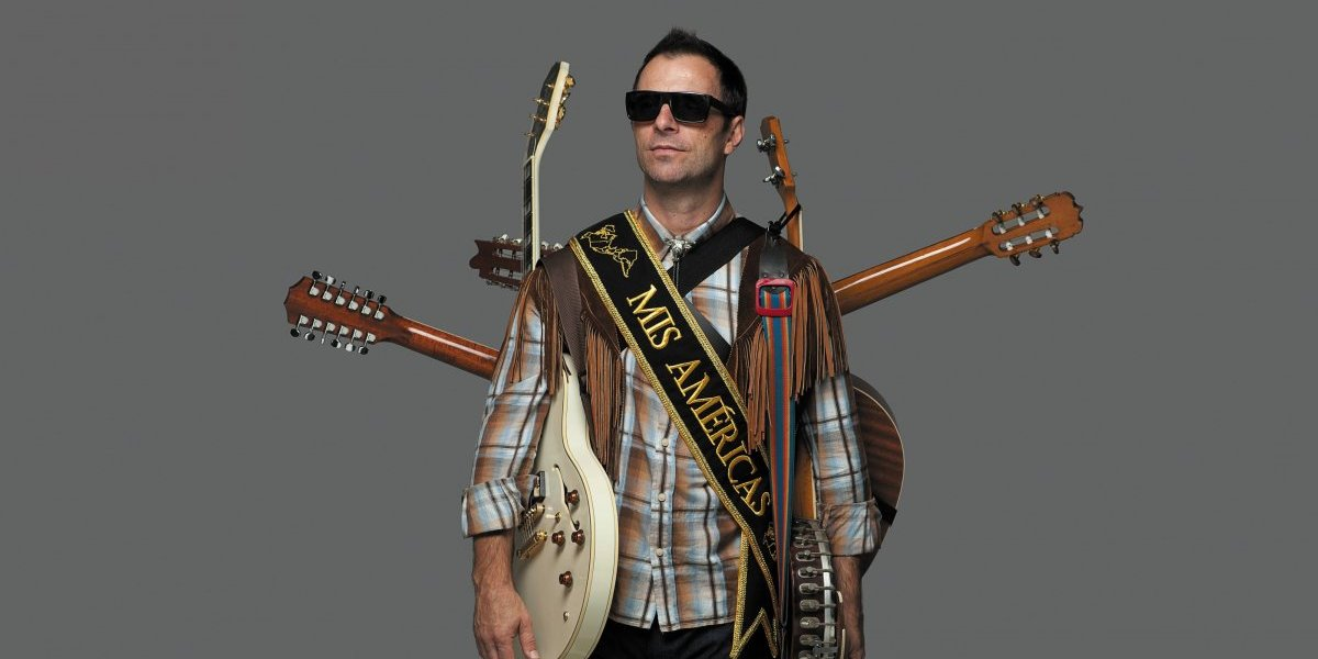 """Kevin Johansen: """"La música chilena me emociona mucho"""""""