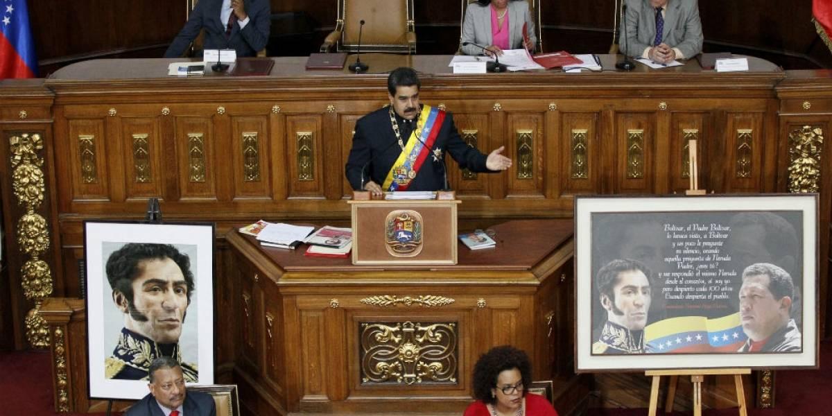 Asamblea Constituyente ratifica a Nicolás Maduro como presidente