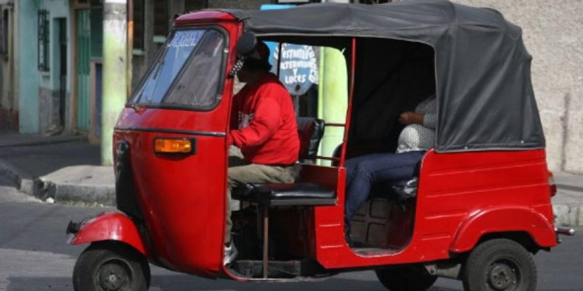 Mototaxista se habría intentado suicidar luego de que le impusieran multa de tránsito