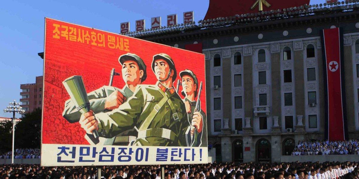 """Trump: """"Más vale que Norcorea guarde la compostura"""""""