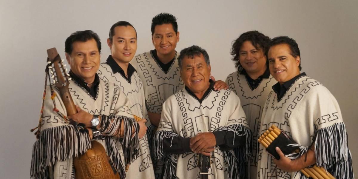 El emblemático grupo boliviano Los Kjarkas quiere conocer a Gepe