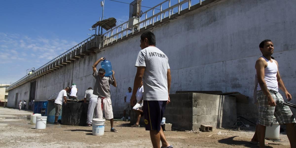 Nueve internos muertos deja riña en penal de Reynosa