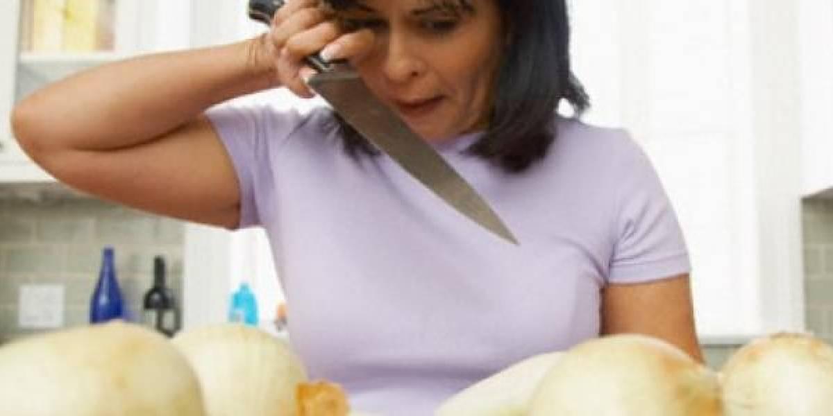 Descubrieron por qué la cebolla hace llorar (y su truco para evitarlo)