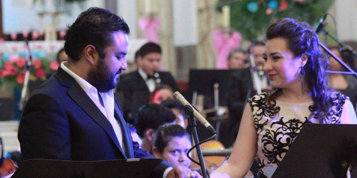 """""""Serenata de la Asunción"""", un evento sacro con voces guatemaltecas de Ópera"""