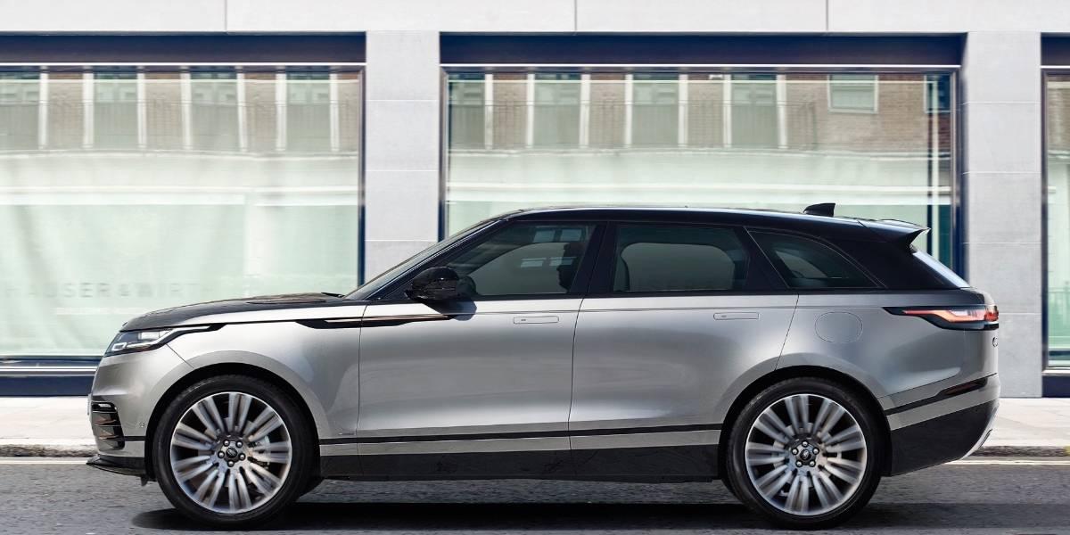 Range Rover Velar, el nuevo miembro de Land Rover