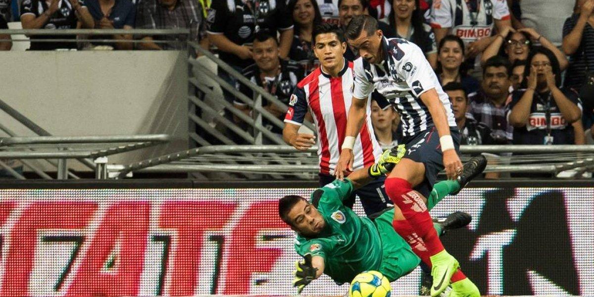 Rayados vs. Chivas será de alto riesgo sólo para Mohamed