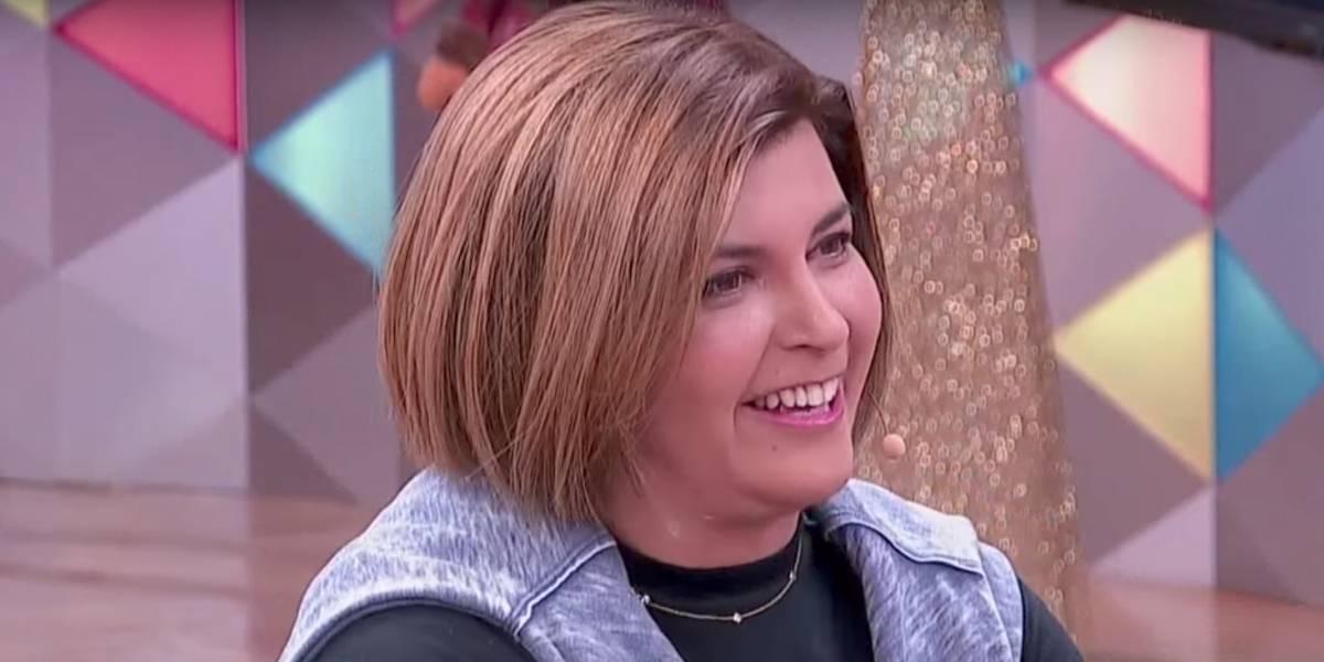 Scarleth Cárdenas presenta públicamente a su mujer