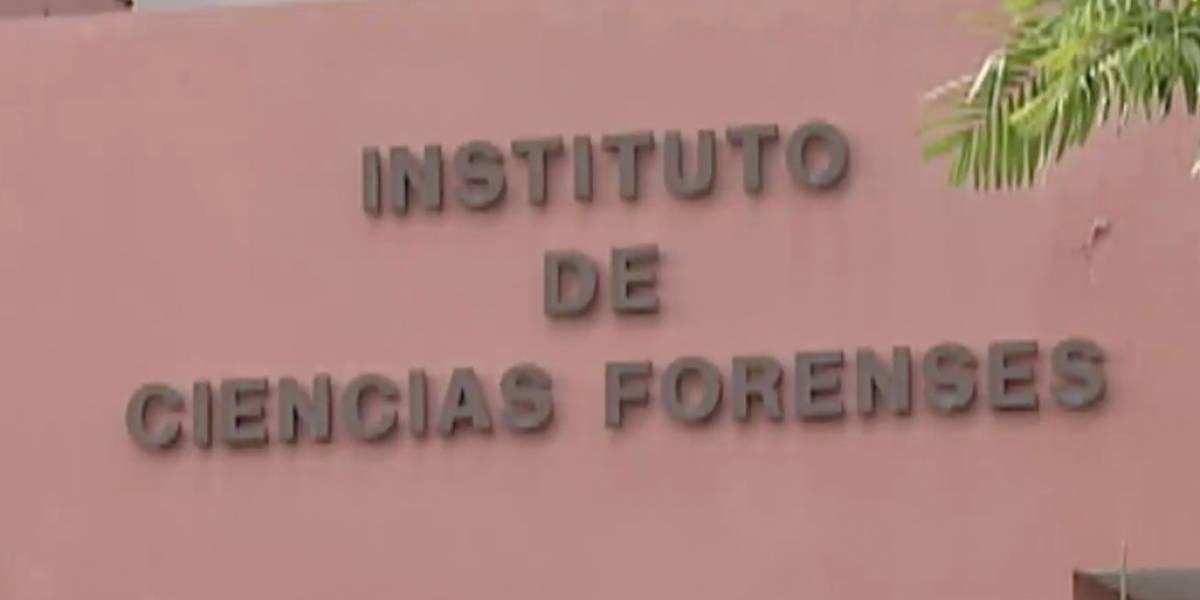 ICF entregan cuerpo de joven a funeraria en estado de descomposición