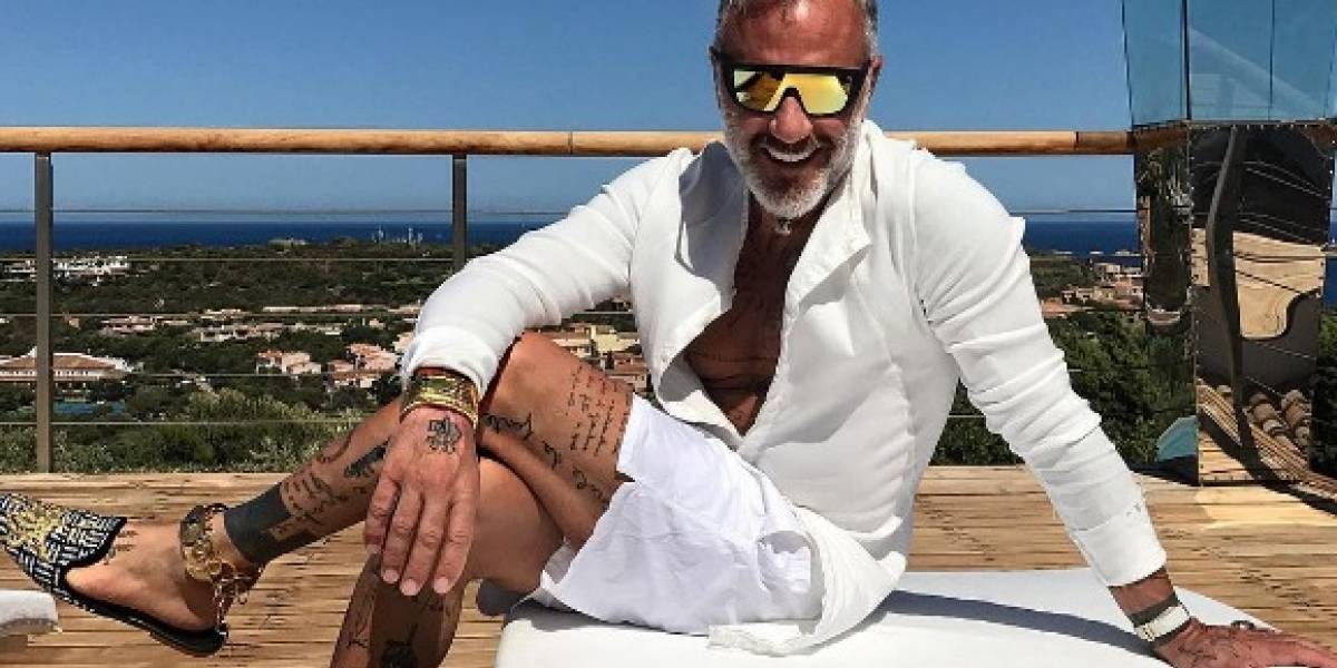 Embargan bienes de Gianluca Vacchi