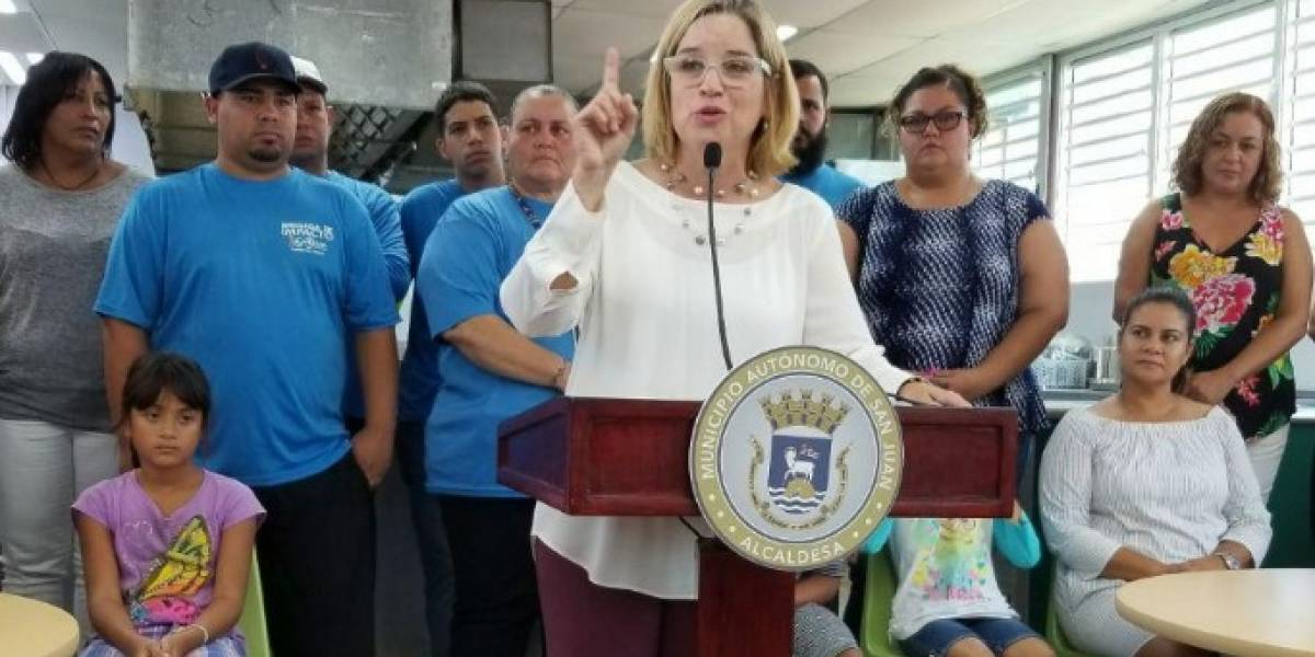 Carmen Yulín invita a Rosselló hacer desobediencia civil contra la Junta