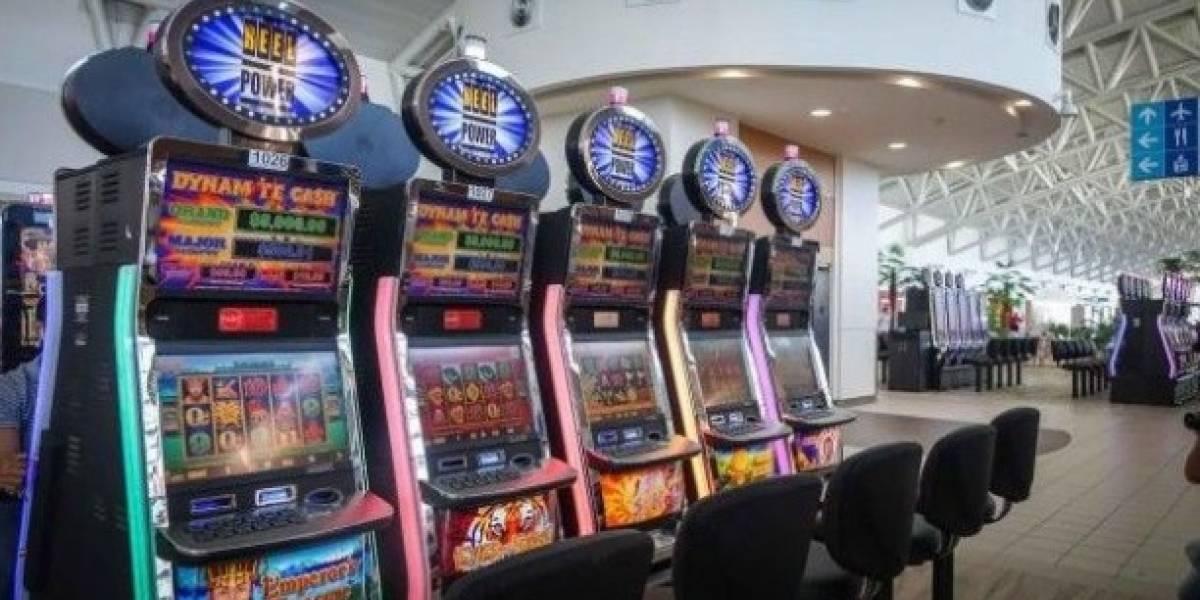 Cámara aprueba cobrar 3,000 a comerciantes por máquinas de juegos