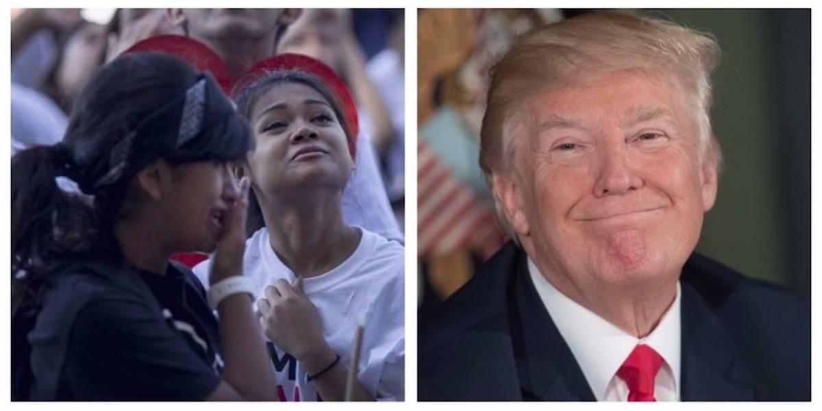 Sondeo: Hispanos sufren más estrés tras elección de Trump