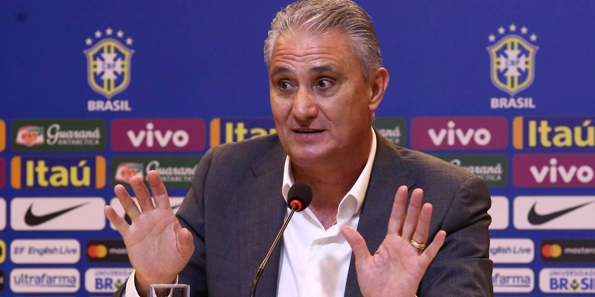 'Pegar grupo difícil na Copa pode fortalecer a seleção', diz Tite
