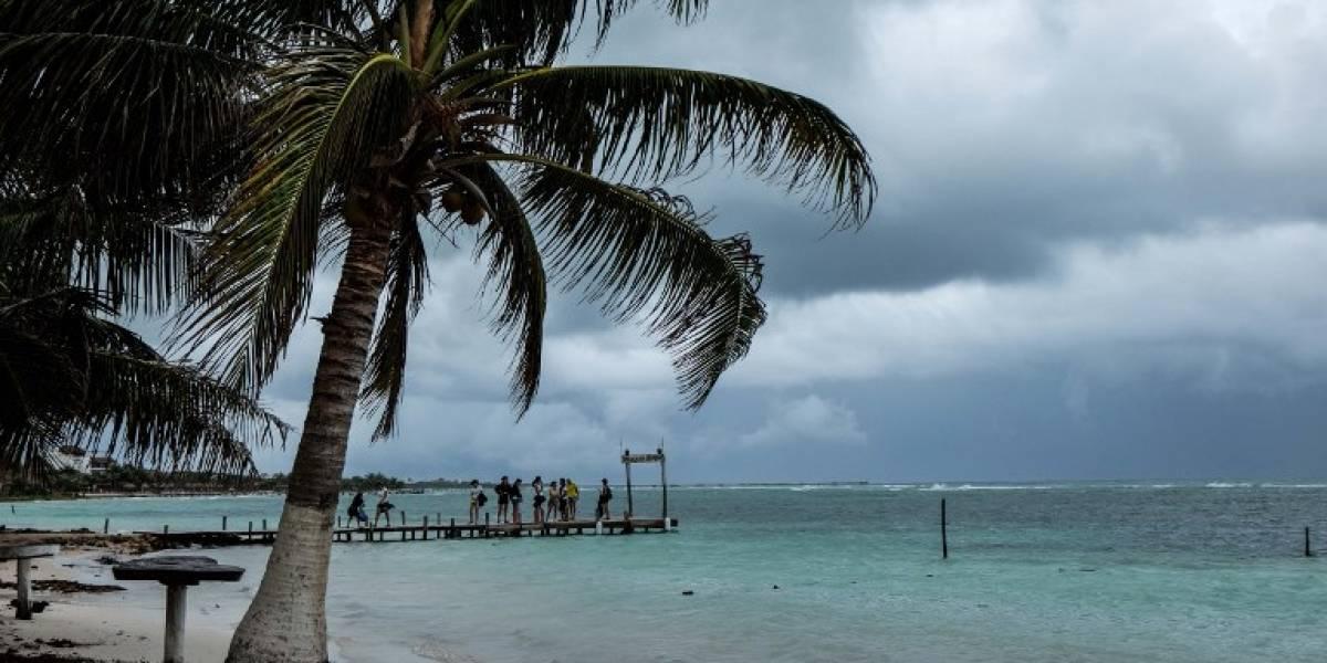 Franklin se debilita a tormenta tropicalen México