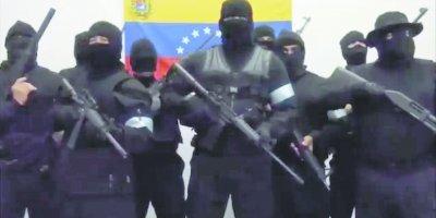 """Venezuela: Grupo armado se suma a la """"Operación David"""""""