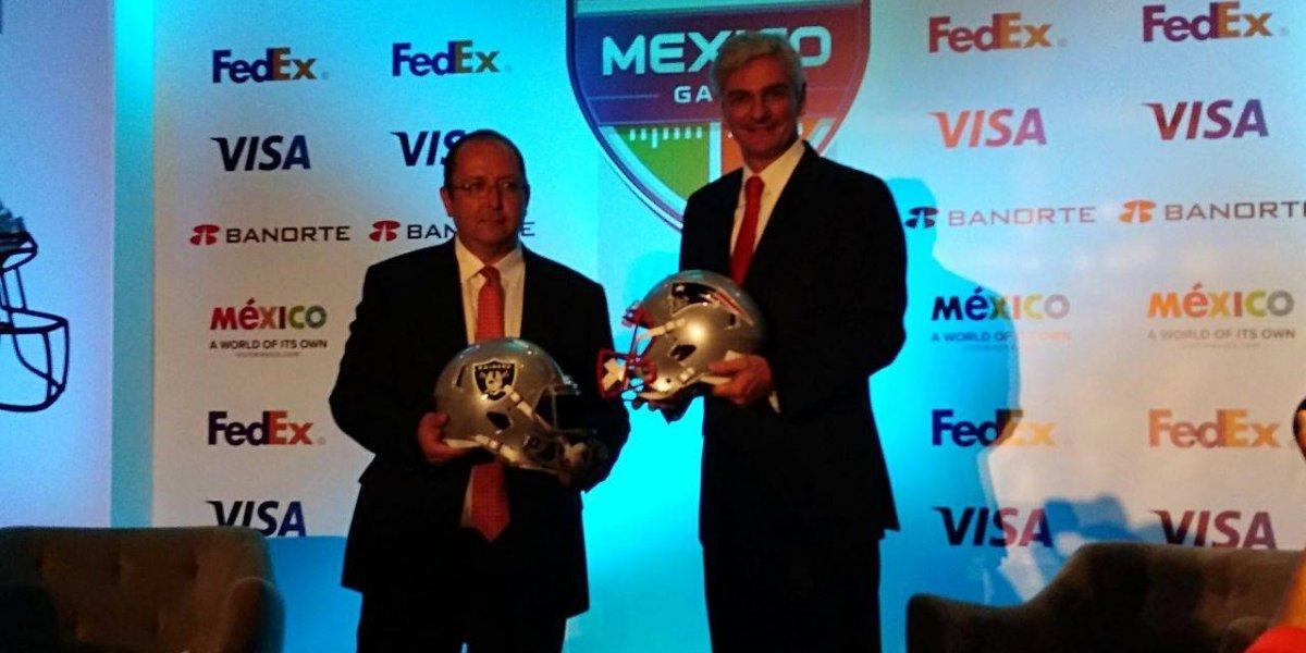 Revelan fecha de venta de boletos para el partido entre Raiders vs Patriotas en México