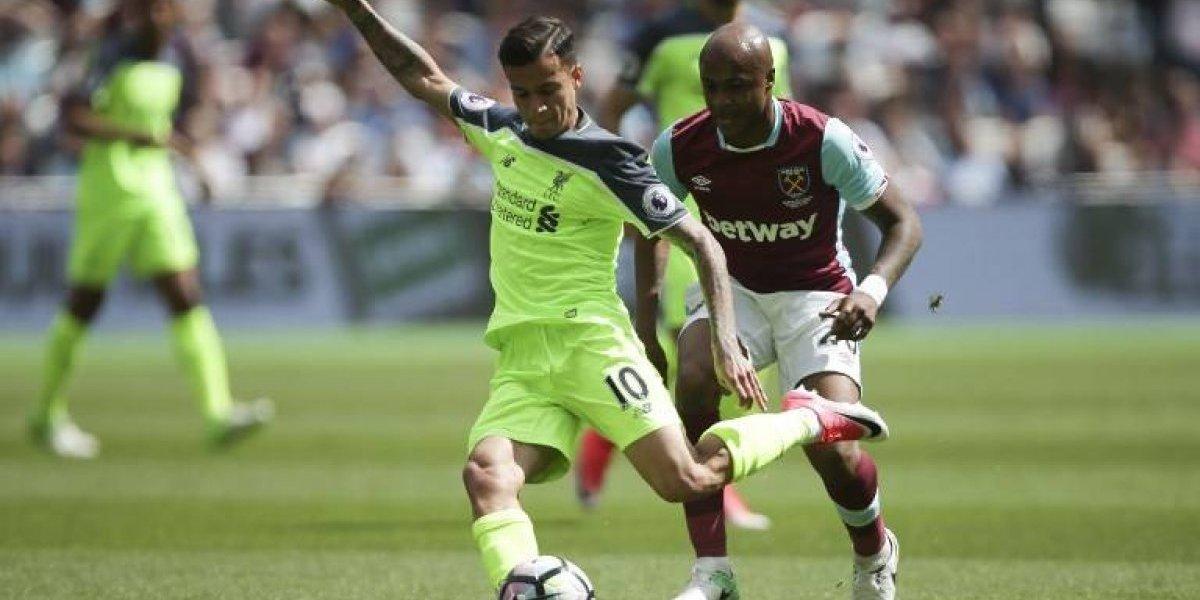 """Coutinho fuerza al Liverpool con el """"transfer request"""" para irse al Barcelona"""