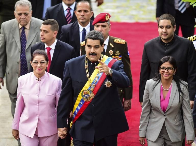 Maduro propone hasta 25 años de cárcel para manifestantes