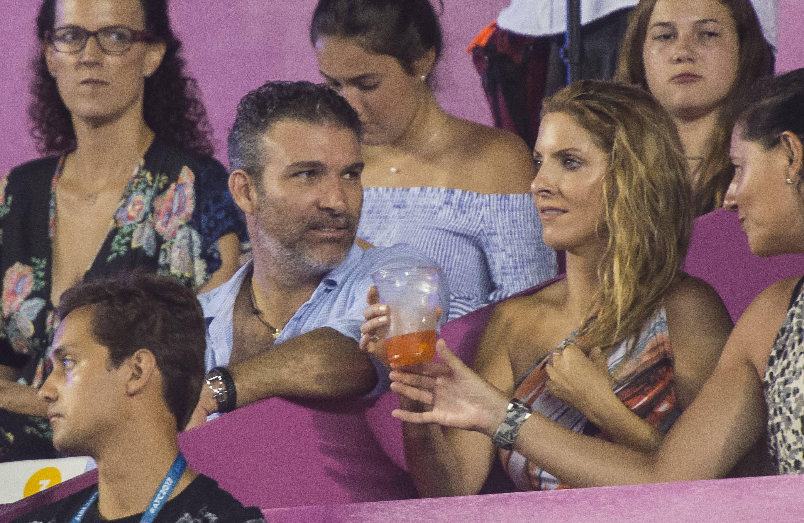 Eduardo Sánchez Navarro y Marcela Cuevas JDS