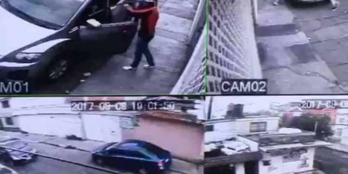 Joven de 14 años muere tras robar una camioneta en Ecatepec