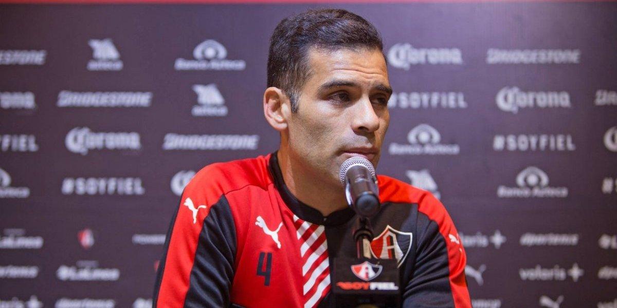 'Rafa' Márquez en riesgo de perder a millonario patrocinador
