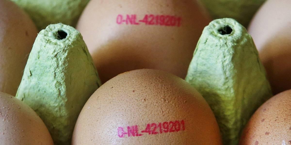 Escándalo de huevos contaminados en Europa se extiende a Hong Kong