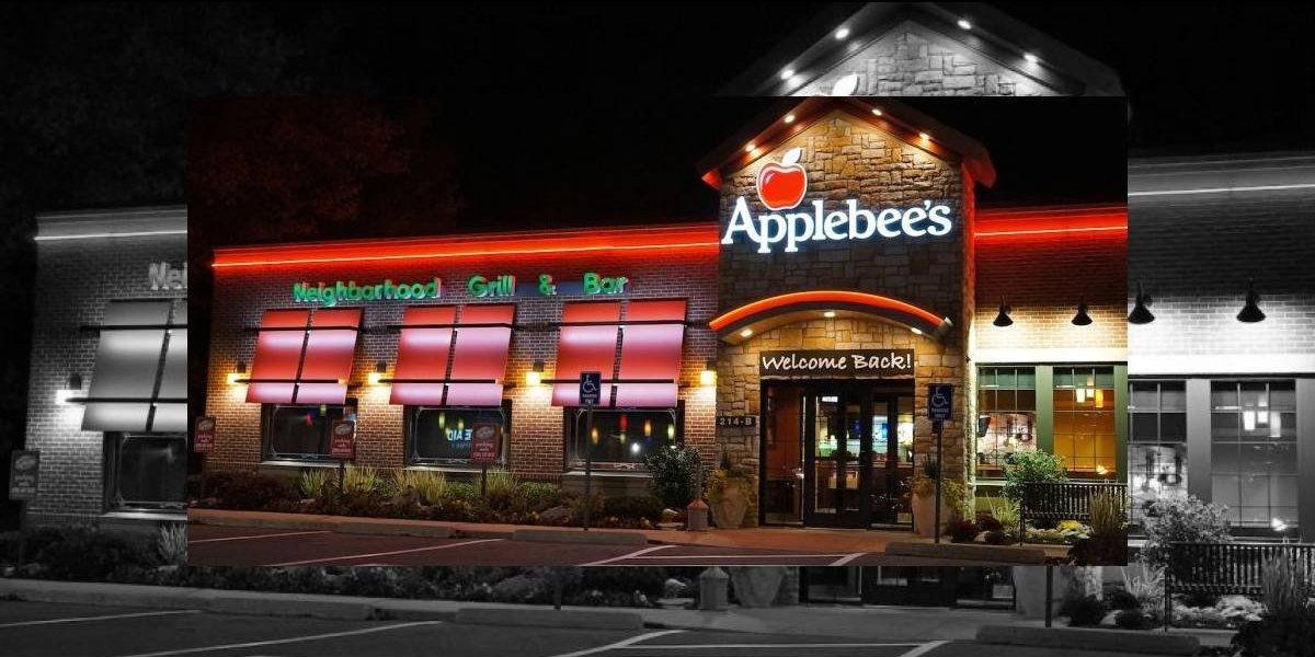 Applebee's anuncia cierra temporal de operaciones
